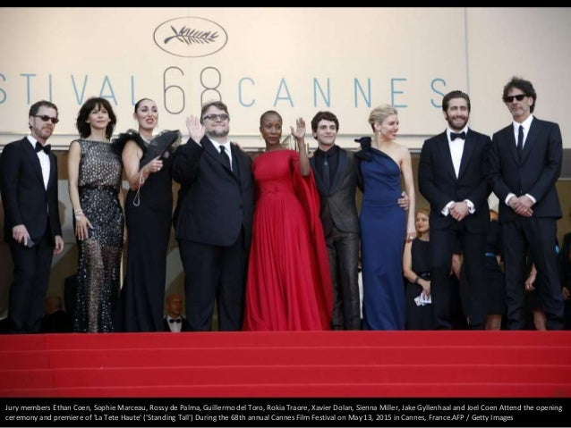 68th Cannes Film Festival Opening Ceremony and Red Carpet Slide 3