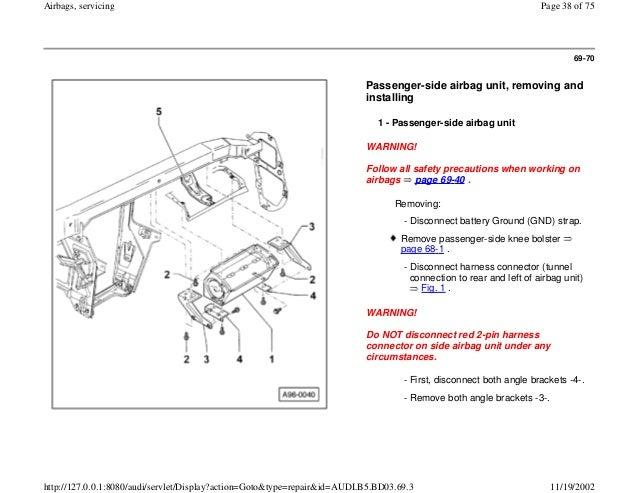 b5 audi a4 airbag ceo news audi a4 b6 wiring-diagram audi a4 b5 lift kierownica z poduszką airbag ładna bd03 69 3; 38
