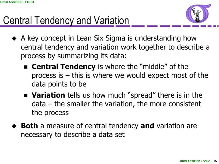 which measure of central tendency best describes the data