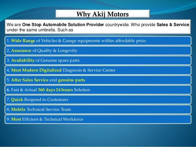 Akij group presentation