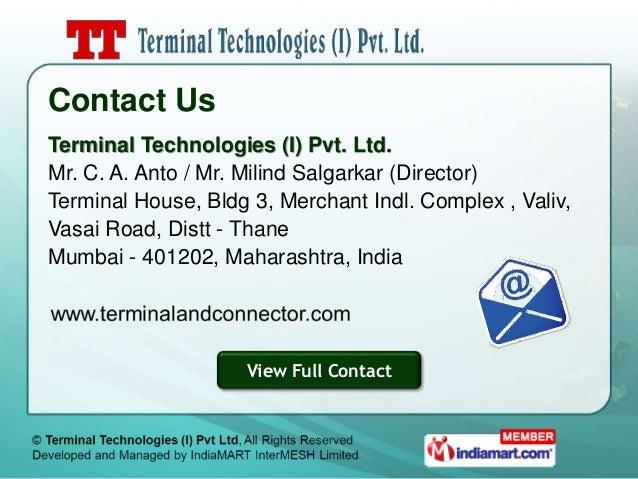 Automotive Amp Electrical Components By Terminal