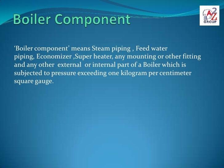 Boiler Presentation Slide 3