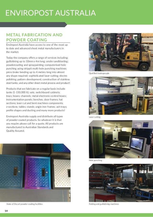 Enviropost pdf brochure
