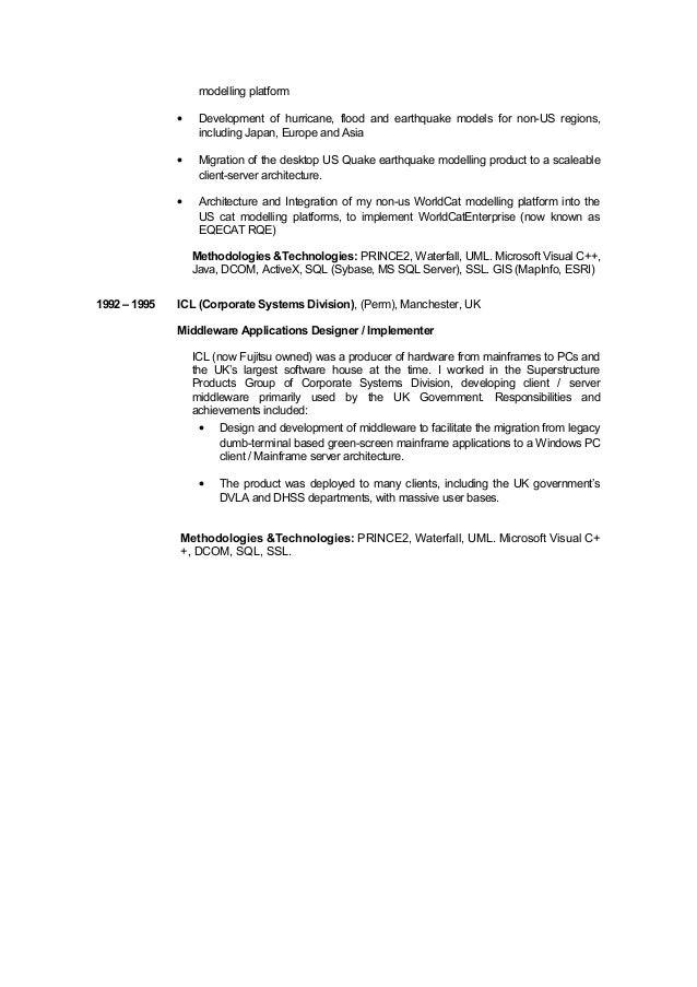 John Jacobs Resume V2.29 Generic