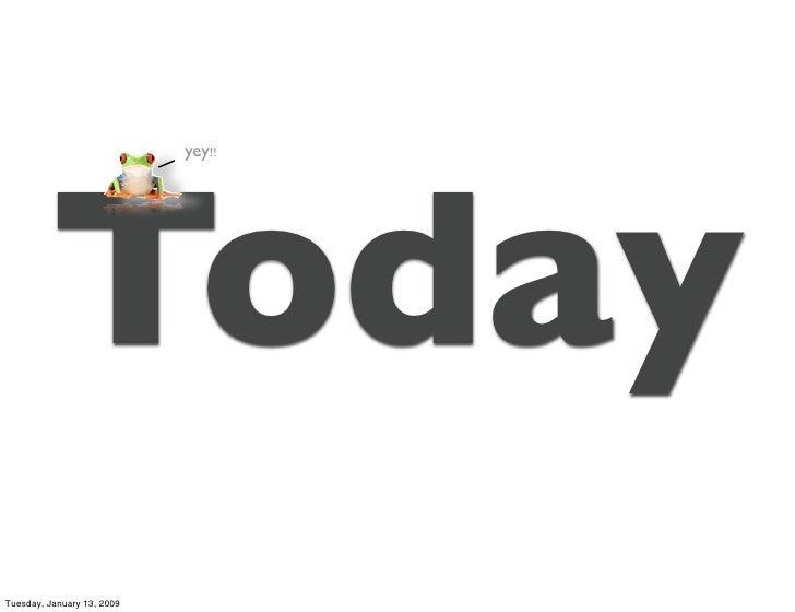 IAP09 CUDA@MIT 6.963 - Lecture 03: CUDA Basics #2 (Nicolas Pinto, MIT) Slide 3
