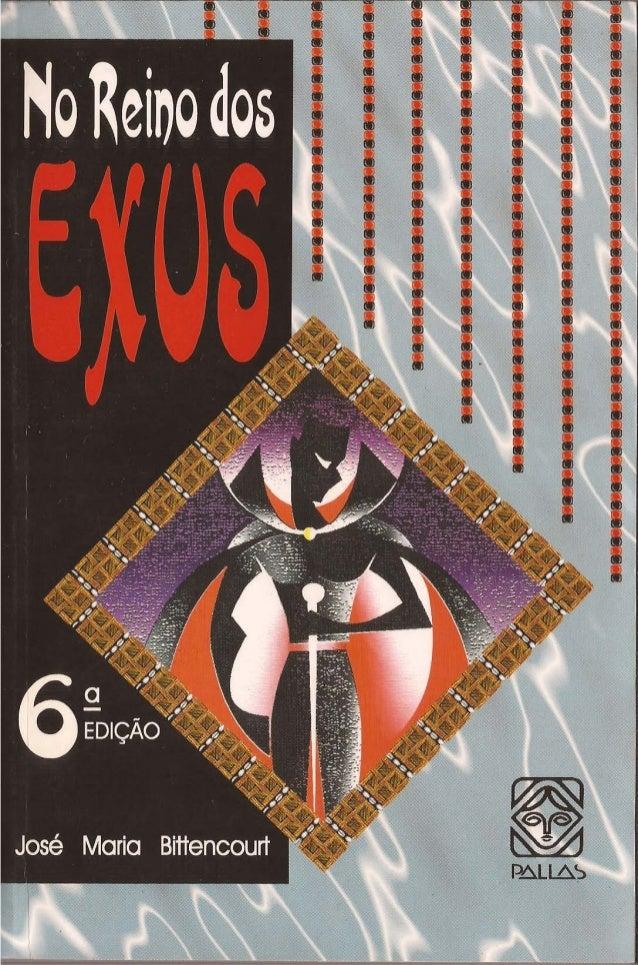 Oculto aos Exus sempre fez parte das tradições das casas de Umbanda, Quimbanda e Candomblé. Os Exus são entidades de duplo...