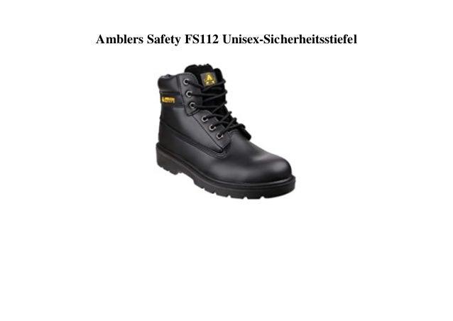 Amblers Safety FS112 Unisex-Sicherheitsstiefel