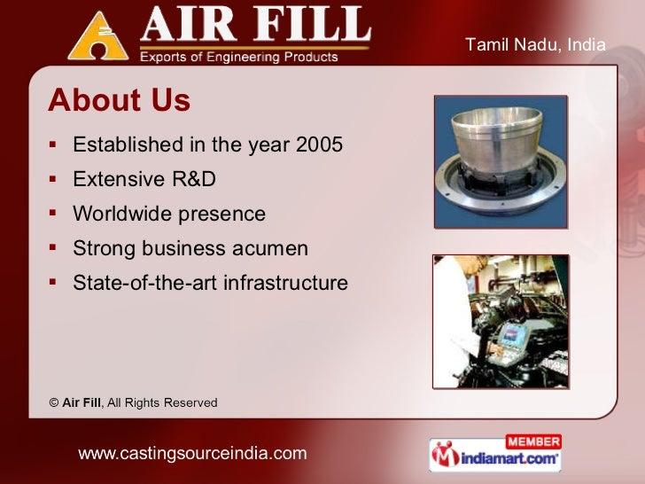 About Us <ul><li>Established in the year 2005 </li></ul><ul><li>Extensive R&D </li></ul><ul><li>Worldwide presence </li></...