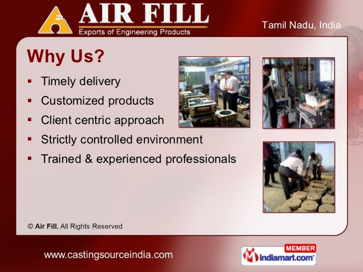 Why Us? <ul><li>Timely delivery </li></ul><ul><li>Customized products  </li></ul><ul><li>Client centric approach  </li></u...