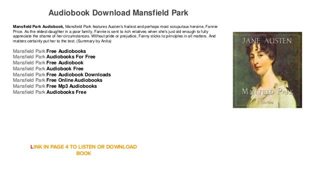Pdf] download mansfield park pdf ebook full series by sofieharwood.