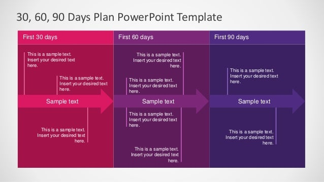 first 90 day plan template - slidemodel 30 60 90 days plan powerpoint template