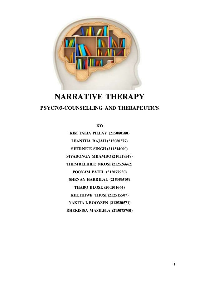 disadvantages of narrative therapy