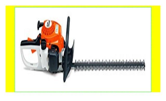 STIHL 42280112927 HS 45 Benzin-Heckenschere 600 mm//24 Zoll