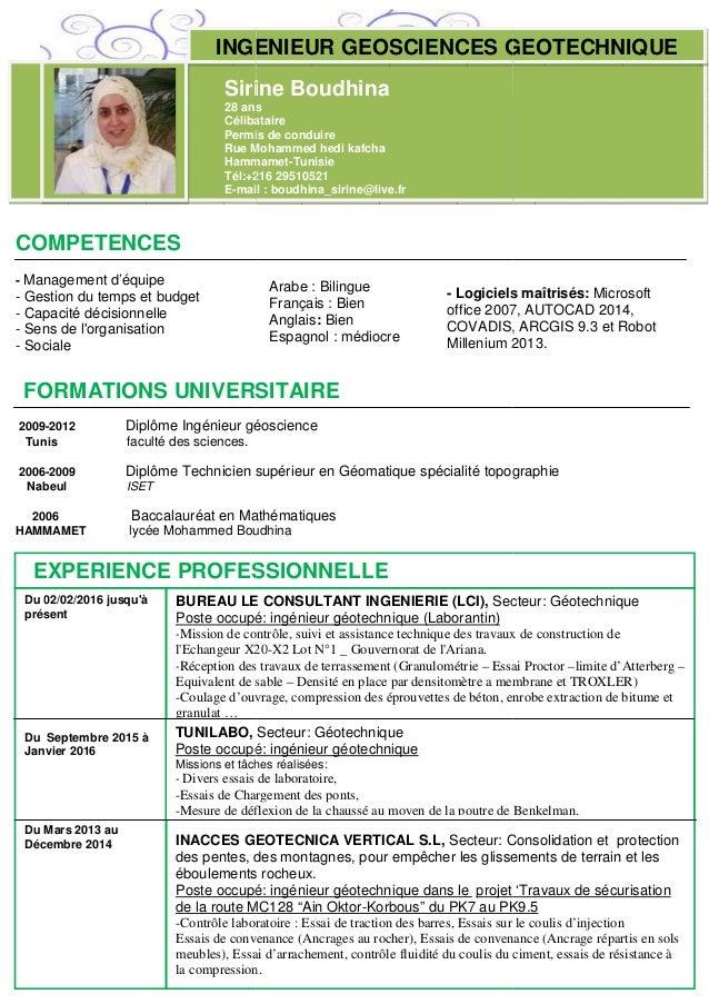 COMPETENCES - Management d'équipe - Gestion du temps et budget - Capacité décisionnelle - Sens de l'organisation - Sociale...