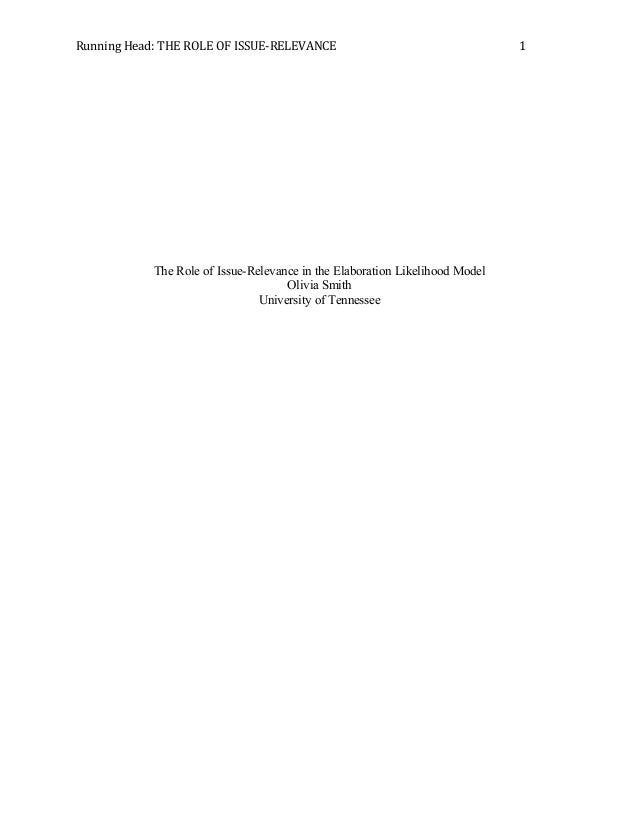 research paper theory