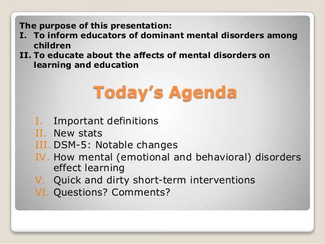 most common behavioral disorders of childhood But what distinguishes children with odd and cd most from children with adhd alone is their or serious conflicts within the family are quite common among children with adhd and a child with a disruptive behavior disorder whose aggressive behavior continues untreated may start to.