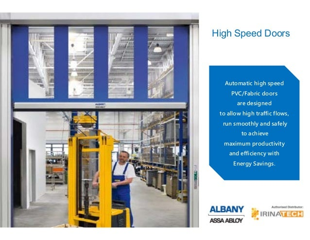 Fast, Safe & High Performance Docking Systems A-4