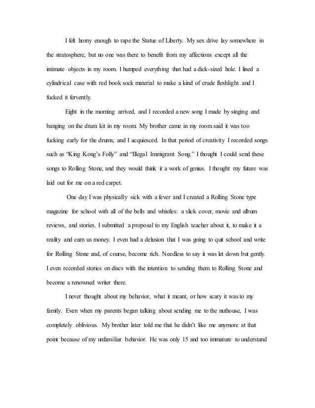 dirty sex paragraphs