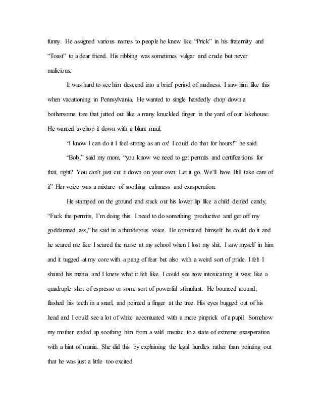 Descriptive narrative essay example muck greenidesign co