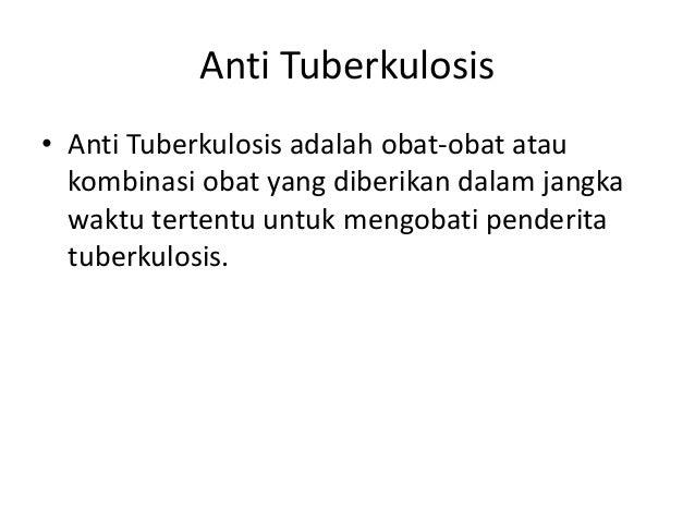 6 a anti tuberkulosis tbc