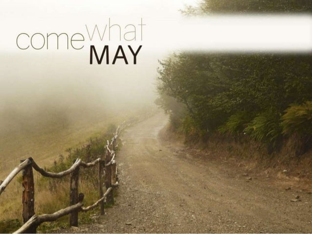 Come What May and Love It - Joseph B. Wirthlin