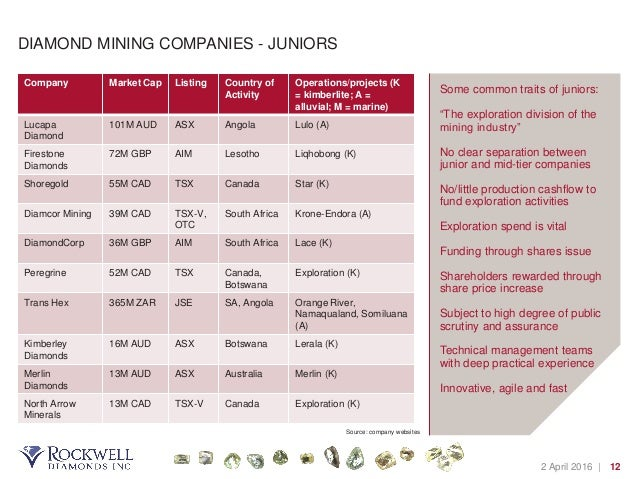 mining business plan south africa mining companies