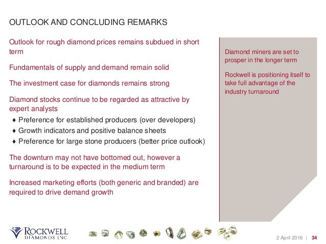 south african diamonds a growing industry To sustain a growing african migrant labour--were first established in the course of south africa's industrial revolution diamond mining in south africa.