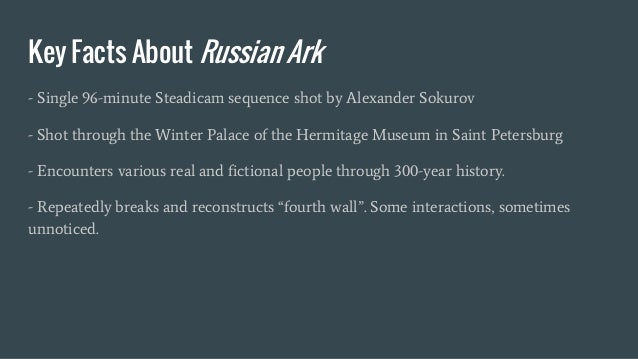 Russian Ark: Analysis and Interpretation