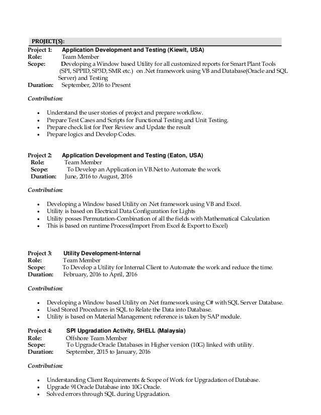 Resume Shalini Ajmera Latest