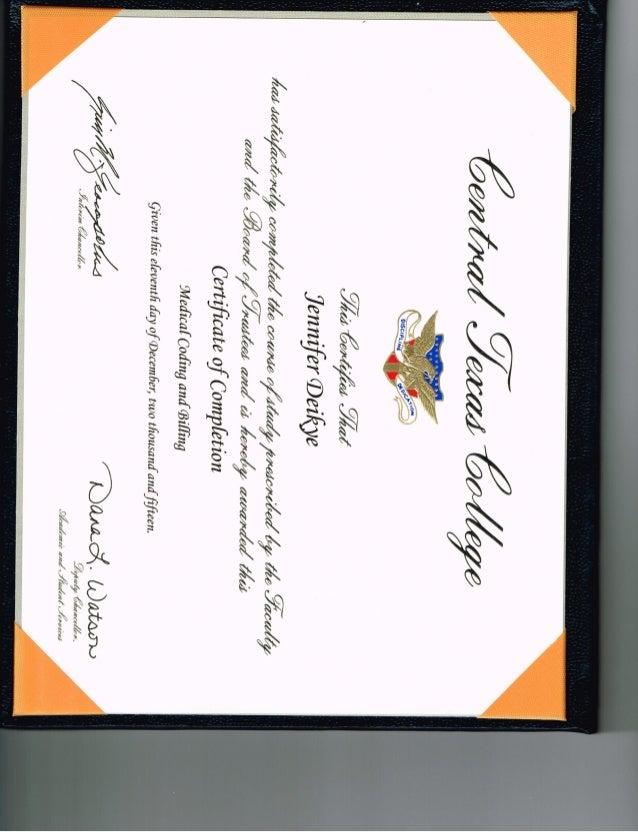 coding certificate billing medical slideshare upcoming