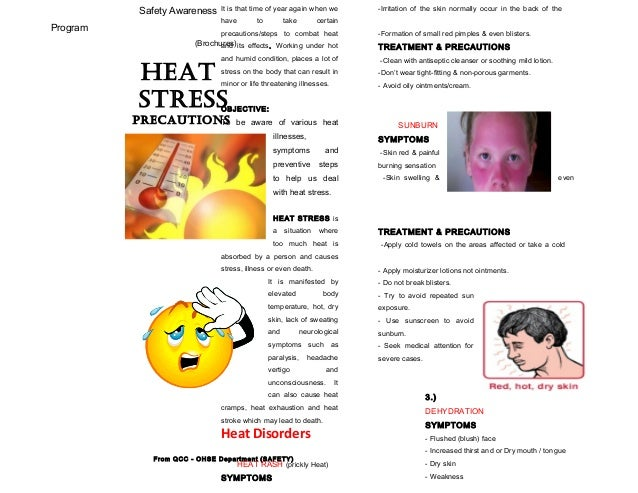 Heat Exhaustion Videos For Kids
