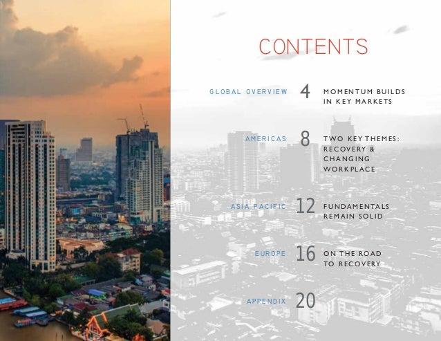 GLOBAL OFFICE FORECAST 2015 2016 Slide 3