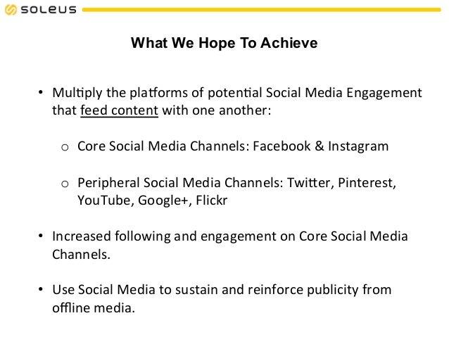 Social Media Marketing Proposal Best Market 2017