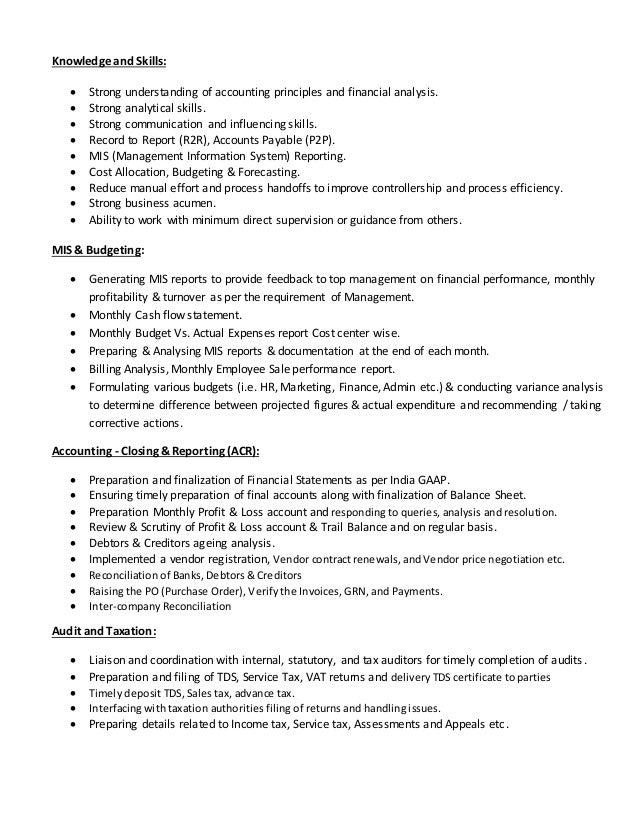 Resume Analytical Skills  Analytical Skills Resume