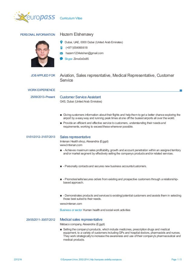 resume email format