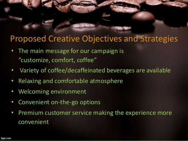 Starbucks integrated marketing communication campaign essay