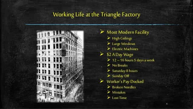 Triangle Factory Fire