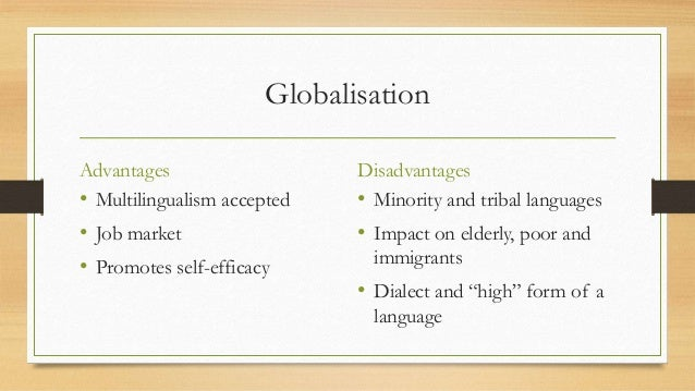 cognitive outcomes of multilingualism versus bilingualism and monolingualism Cognitive psychologists have been interested in how bilingualism shapes the mind for almost a century there are those who suggest that in order to speak in one language, bilinguals have to.