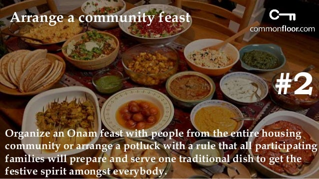 #3  Have a traditional dance  competition  Arrange a dance festival for women in your housing complex in  the community ha...