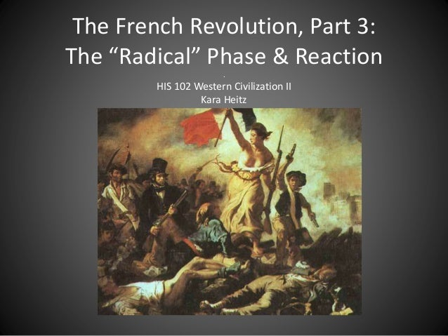 The Radical Stage of the French Revolution (1792-1793)