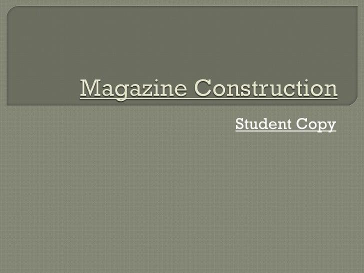 Student Copy