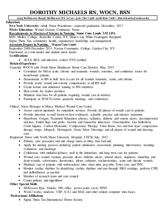 dorothy rn resume docx 2014