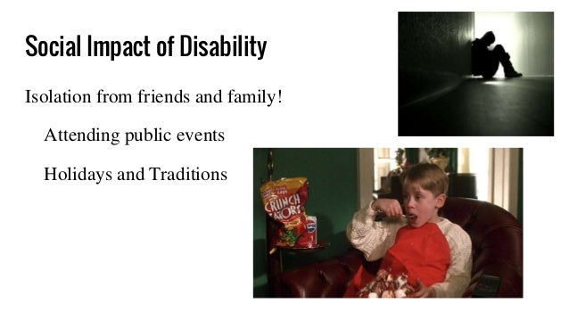 what is the impact of disability Table 51 dimensions of family functioning and the impact of caring for a person with a disability dimension of family functioning definition selected research on the impact of caring for a person with a disability.