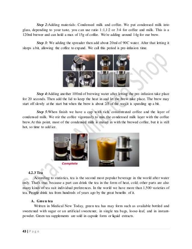 milk tea business plan