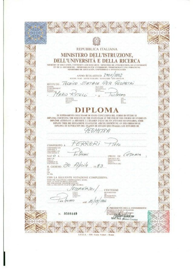 scula superiore geometra pdf diploma scula superiore geometra pdf