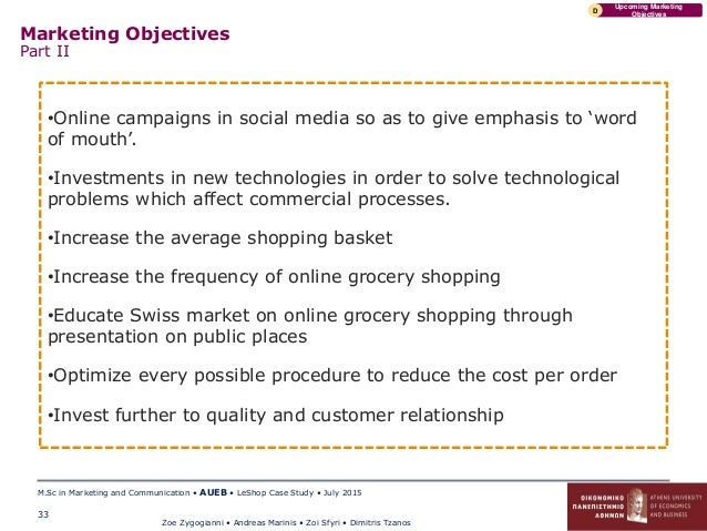 case study in leshop Découvrez le profil de rosemary hull sur linkedin,  leshopcom 1999  • introduced and applied harvard business school case study methodology to.