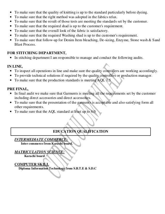 imran ali resume
