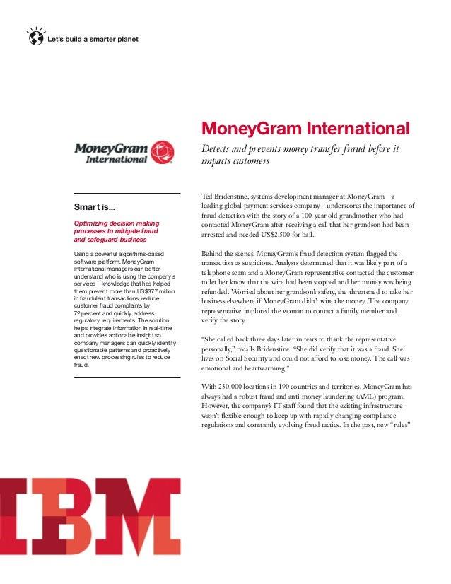 Moneygram Geldtransfer