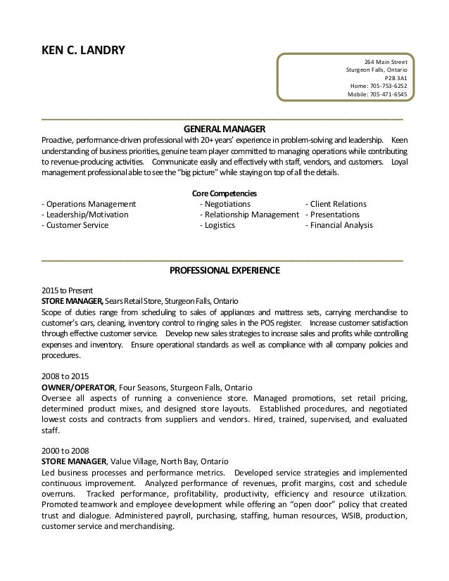 Ken Resume 02-15-16 2