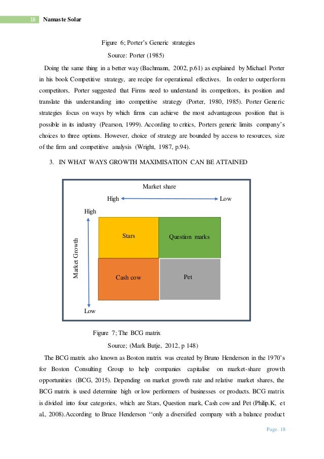 namaste solar case Namaste solar case study table of contents chapter 1 5 11global energy 5 12 types of energy 5 121 renewable energy 5 122 non renewable energy 6 123 solar energy 6 13 why the shift from brown industry to green industry 7 14 key players/competitors 8 15 objective of the case study 8 chapter 2 9 21 company background 9 211 the founders 9 212 value and goals 9 22 business model 9.